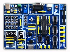 Logifind Pic Development Board Pic ek Usb Demo Board Pic18f4550 Dev Board