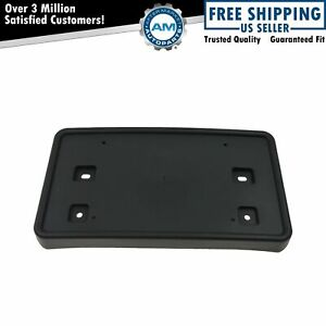 License Plate Mounting Bracket Holder W o Hardware Front Bumper For Jeep Patriot