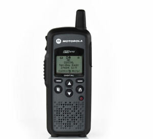 Motorola Dtr410 Digital On site Businesstwo way Radio 900 Mhz