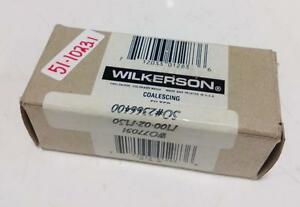 Wilkerson Coalescing Filter Wo77091 M00 02 mso Nib