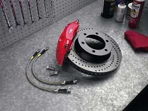 Toyota Fj Cruiser 2007 2014 Trd Big Brake Kit Oem New