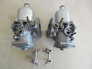 1973 Mgb Su Carbs 1 Pair