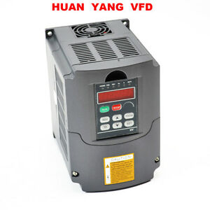 2 2kw 220v 3hp 10a Variable Frequency Drive Inverter Vfdspeed Control Vfd Ce