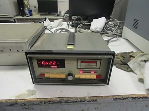 Victoreen Model 500 Precision Medical Physics Electrometer Dual Polarity