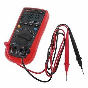 Uni t Ut61e Ac dc Digital Auto Ranging Multimeters Multitester Tester Dmm Rms