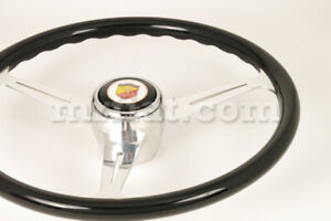 Fiat 500 600 Abarth Complete Steering Wheel New