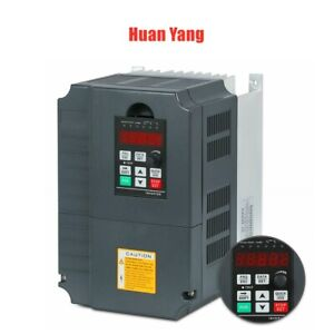 Top 7 5kw 10hp 34a 220v Variable Frequency Drive Inverter Vfd Cnc