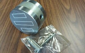 4 Round Magnetic Chuck fine Pole new