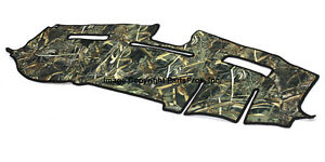 New Realtree Max 5 Camo Camouflage Dash Mat Cover For 2010 13 Dodge Ram Truck