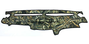 New Realtree Max 5 Camo Camouflage Dash Mat Cover For 2011 13 Jeep Jk Wrangler