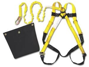 New Quailcraft 17200 Aerial Lift Kit Safety Harness Complete Safety Kit 6397624
