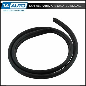 Oem 55175041ah Hard Top Upper Glass Liftgate Weatherstrip Seal For Jeep Wrangler