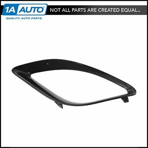 Oem 68258931aa Bumper Grille Surround Gloss Black Left Lh For Grand Cherokee New