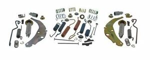 Chevrolet Gmc Truck Rear Brake Spring Kit With Adjusters 1965 1973
