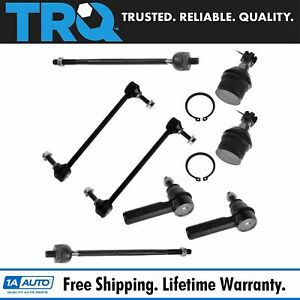 Suspension Kit Set Of 8 For 05 09 Ford Mustang Excluding Shelby Models