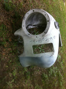 Mg Midget Fender Or Wing Left Hand 1975 1979 From A Florida Car