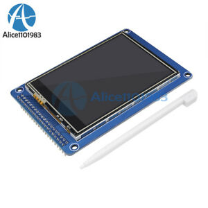 3 2 Inch Tft Lcd Module Display With Touch Panel Sd Card 240x320 Than 128x64 Lcd