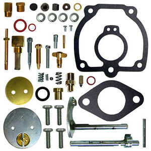 Ihc Farmall Super M Super Mta Super Mv Comprehensive Carburetor Kit Free Ship