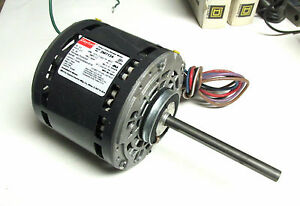 Nib Dayton Direct Drive Blower Motor 1 Ph 1075rpm 1 3hp Cat 3m713a Vy 219