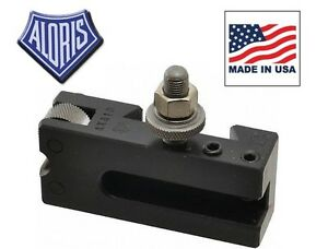 Aloris Cxa 10 Quick Change Knurling Holder For Tool Post Made In Usa
