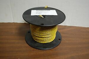 Mil spec Wire M27500 22ms3u00 500ft 22 Awg Nickle Plated Copper Special Purpose