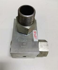 Sun Hydraulics Relief Valve Cartridge Ien With Valves 1kao a2