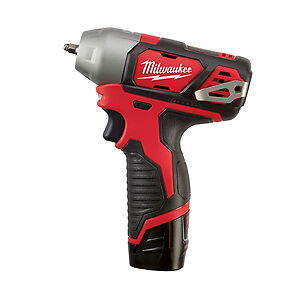 Milwaukee Electric Tool 2461 22 M12 1 4 Impact Wrench Kit