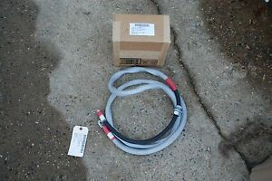 Cci Royal Excelene 4 0 Awg Battery Cable 9 5 W Aluminum Mesh Sheild And Lugs