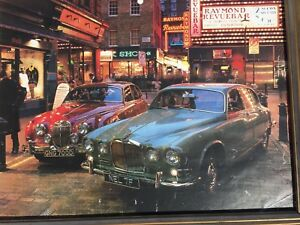 Jaguar 3 8s Or 420 Saloon Trunk Or Boot Lid From A Show Car