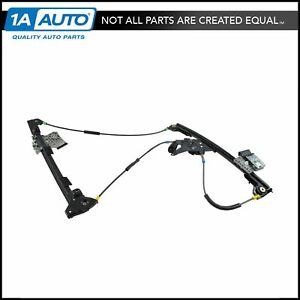 Power Window Regulator Passenger Side Right For 95 02 Vw Cabrio Golf Convertible