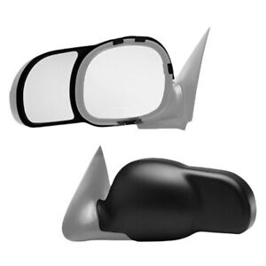 For Ford F 150 97 03 Driver Passenger Side Towing Mirrors Extension Set