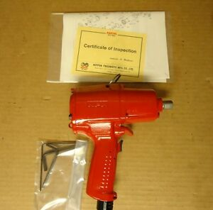Pneumatic Pulse Impact Wrench 1 2 Square Drive Npk Npw 100pts