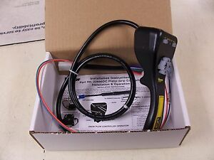 Meyers Snow Plow Controller Touch Pad 22690 22690dc
