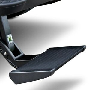 Bestop 75306 15 Trekstep Flip Down Rear Mount Truck Bed Step