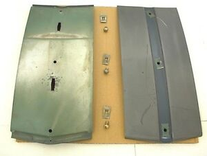 Vintage Fulton 700 Series Sunshield Sunvisor Center Panel