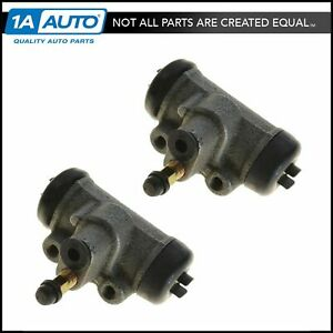 Wheel Brake Cylinder Rear Pair For Dodge Ford Kia Mazda Mercury Plymouth