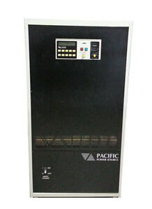 Pacific Power Source Pps 3060 ms Ac Power Source 62 5kva 50kw 3 Phase