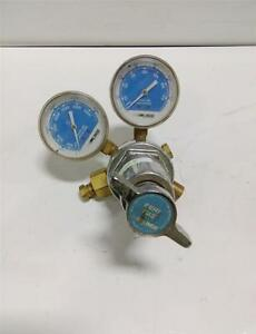 Trimline Linde Inert Gas Compressed Gas Regulator 8503