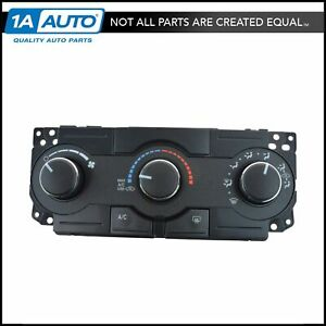 Oem A C Heater Climate Control Unit For Dodge Charger Magnum Chrysler 300 New
