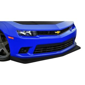 For Chevy Camaro 14 15 Front Bumper Lip Under Air Dam Spoiler Z28 Style
