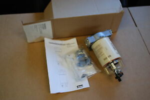 Parker Racor 130r t 16s Fuel Filter Water Seperator 2 Micron