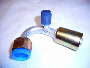 Beadlock A C Fittings Female Oring 135 Degree 10 With 13mm Service Port