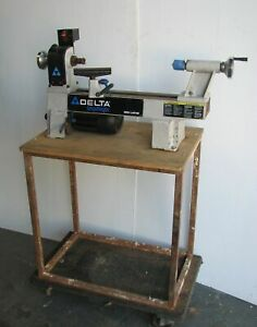 Delta Model La 200 Wood Lathe Shopmaster Midi Mini Wood Working Hobby
