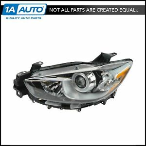 Halogen Headlight Head Lamp Assembly Lh Left Driver Side For Mazda Cx 5 New