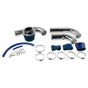Performance Cold Air Intake Cai W Blue Air Filter For 03 08 Dodge Ram Pickup 5 7