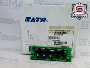 New Sato Rj2730100 Dip switch Internal Printer Part