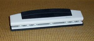 Monarch folio Size Franklin Covey Planner 7 Hole Ergo Punch For Binder
