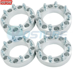 4 1 5 6 Lug Hubcentric Black Wheel Spacers Adapters 6x135 For Ford F 150