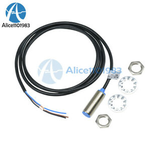 Njk 5002c Hall Effect Sensor Proximity Switch Npn 3 wires Normally Open Magne