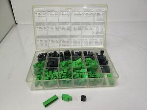 Altech Corp Printed Circuit Board Termination Kit Pluggable Screw down